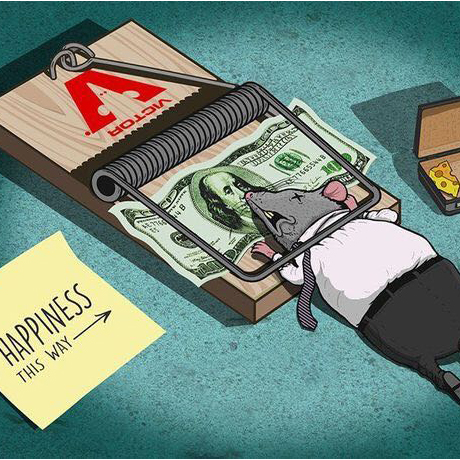 Myth #1 – Money brings Hapiness?